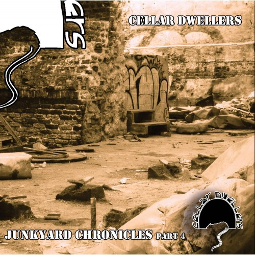 Junkyard Chronicles Part 4 - Cellar Dwellers CD EP