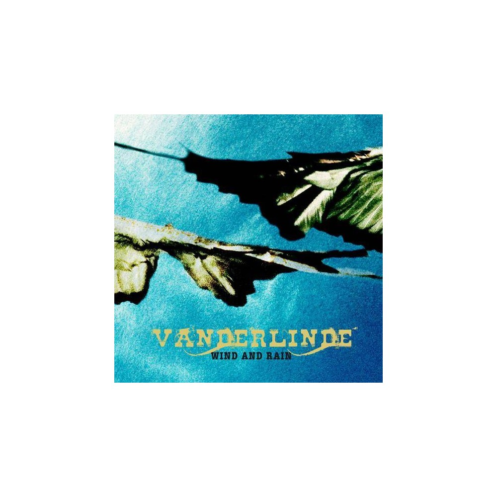 Wind and Rain - Vanderlinde CD