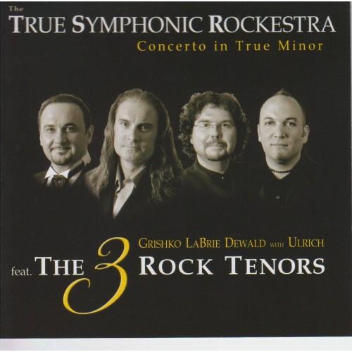Concerto In True Minor - True Symphonic Rockestra CD