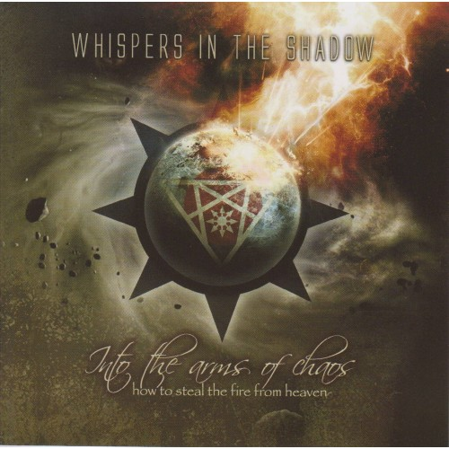 Into The Arms Of Chaos - Whispers In The Shadow CD