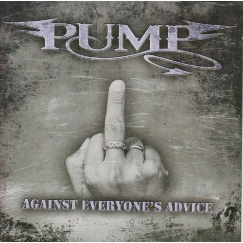 Against Everyone's Advice - Pump CD