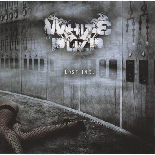 Lost Inc. - White Pulp CD