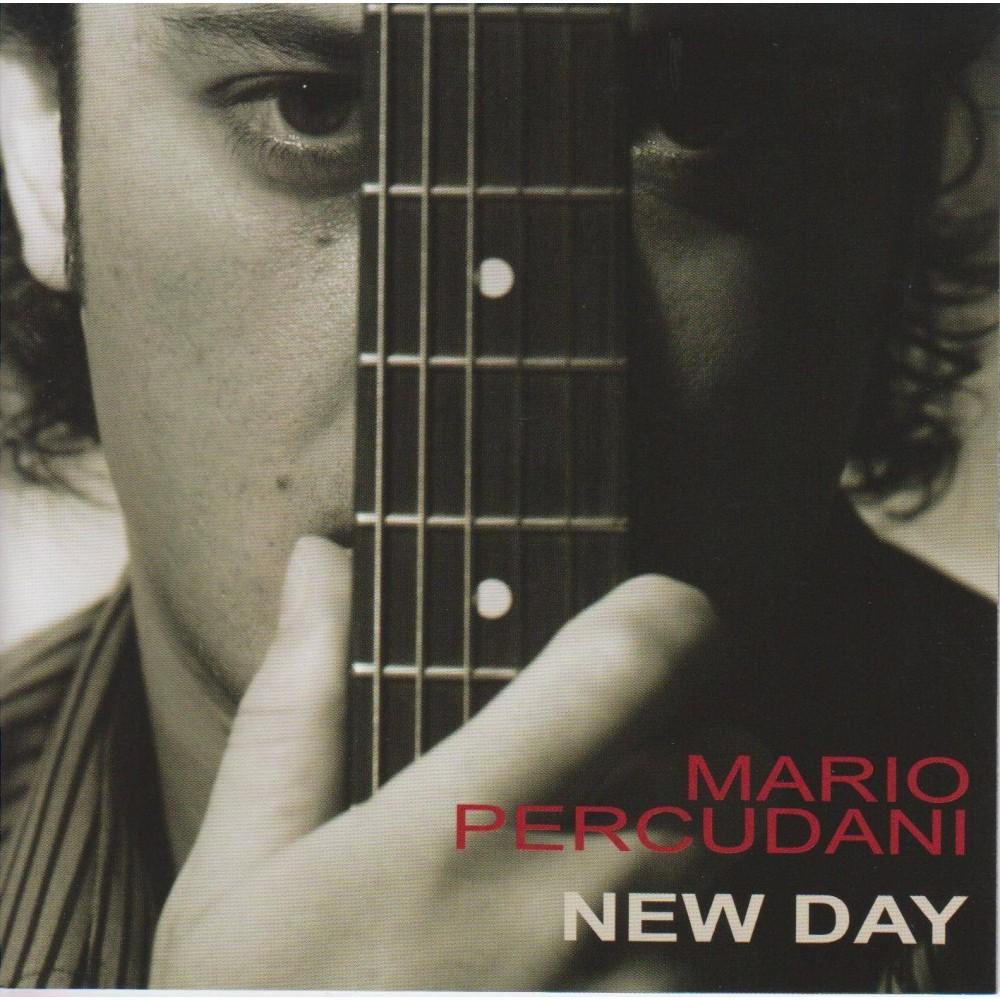 New Day - Percudani, Mario CD