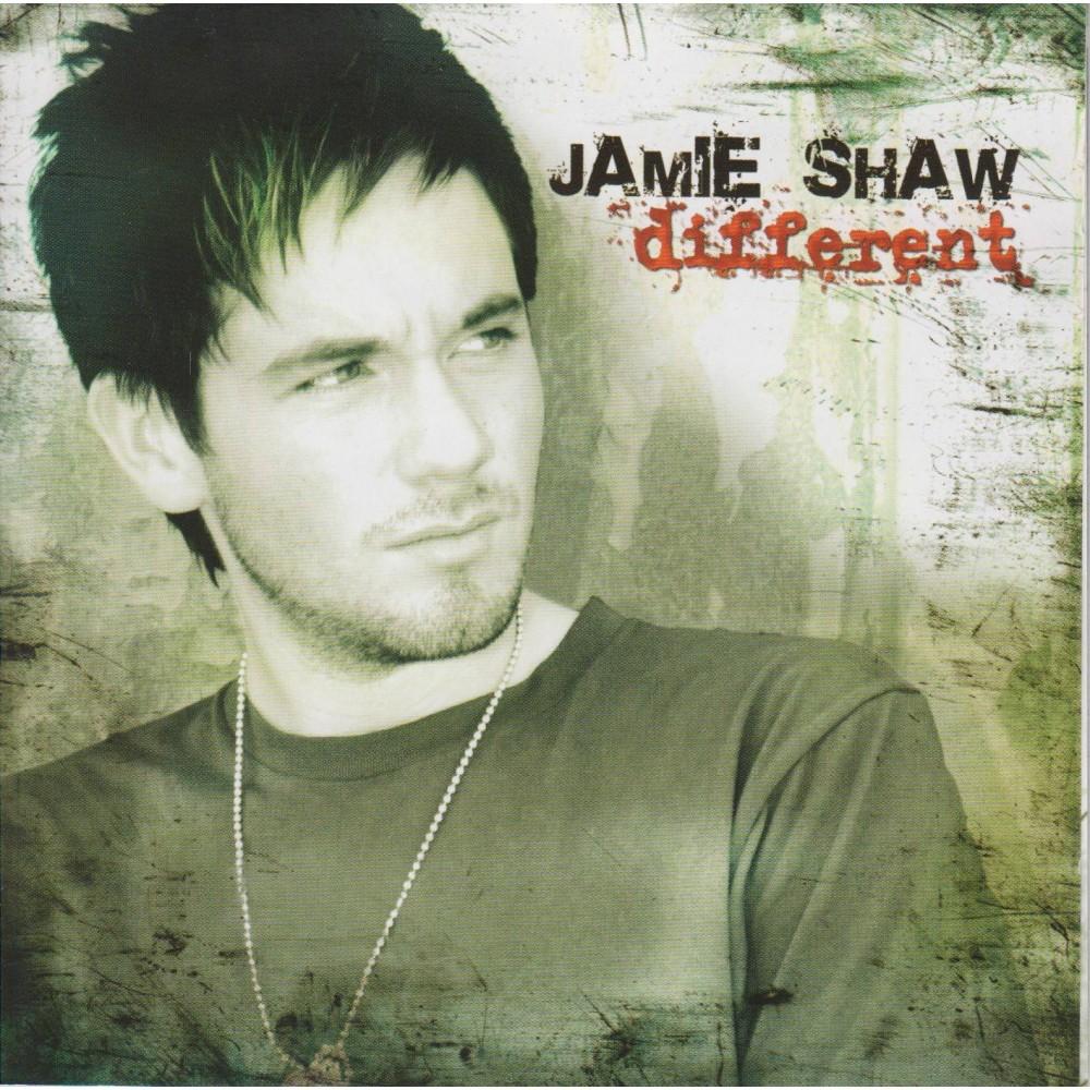 Different - Shaw, Jamie CD