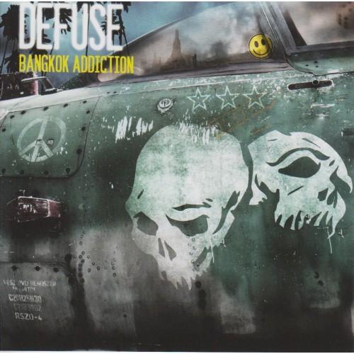 Bangkok Addiction - Defuse CD