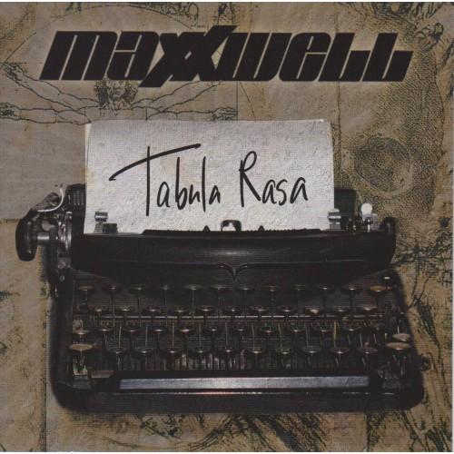 Tabula Rasa - Maxxwell CD