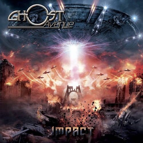 Impact - Ghost Avenue CD