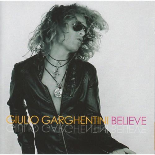 Believe - Garghentini, Giulio CD