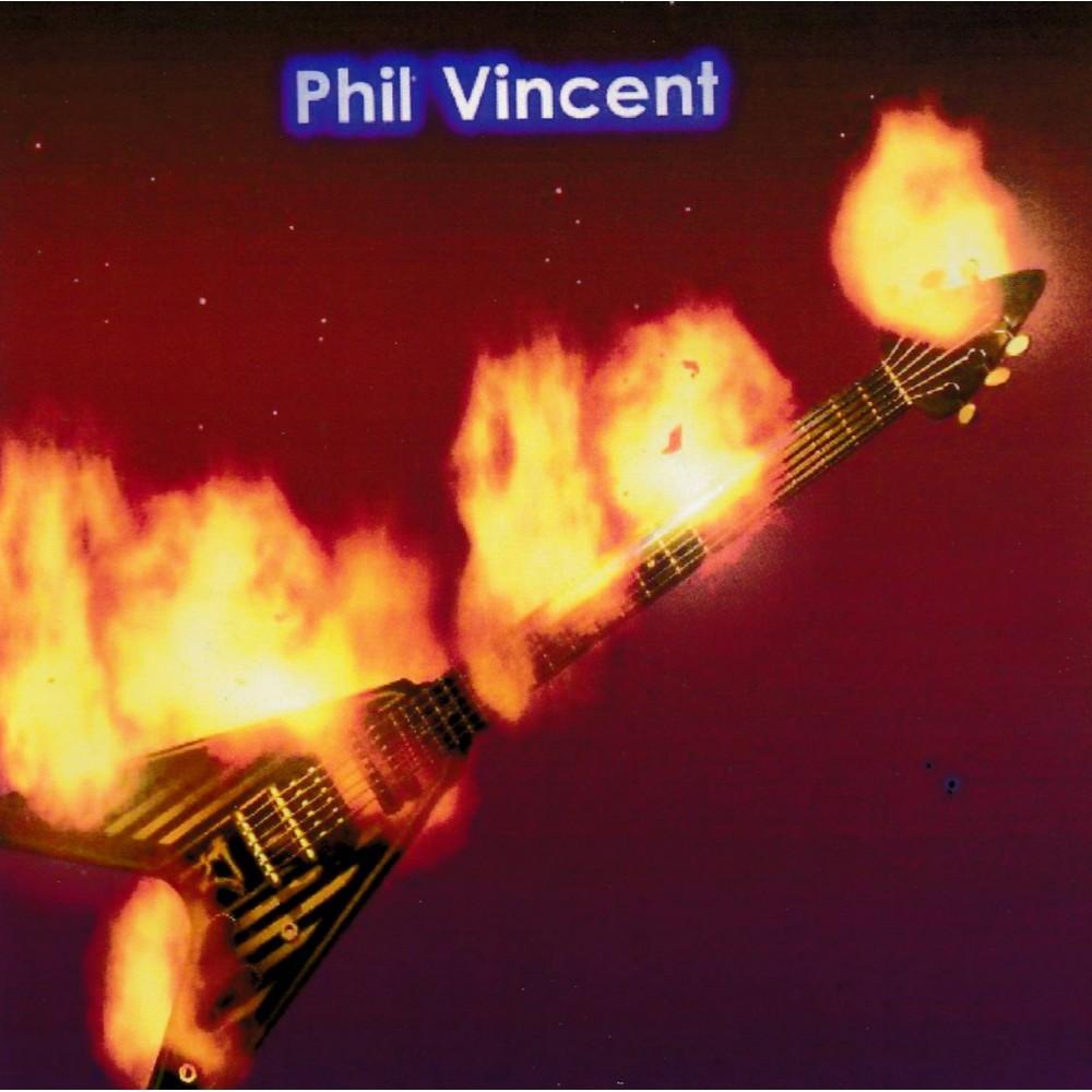 White Noise - Phil Vincent CD