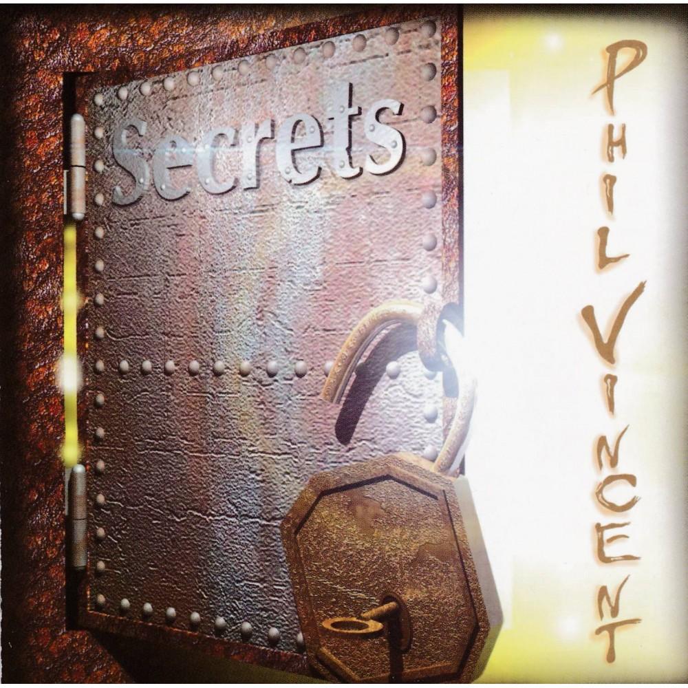 Secrets - Phil Vincent CD