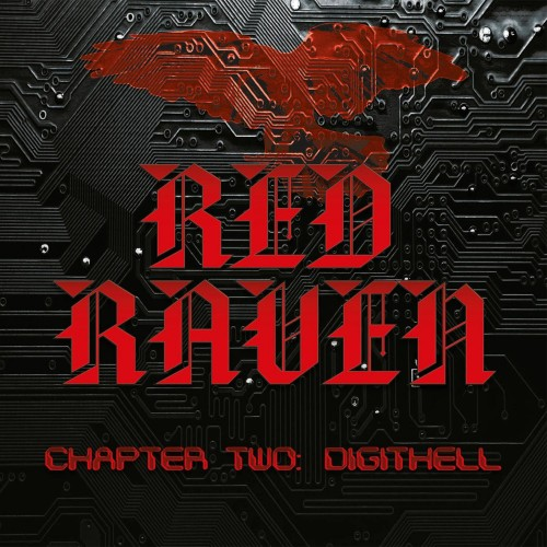 Chapter Two: Digithell - Red Raven CD
