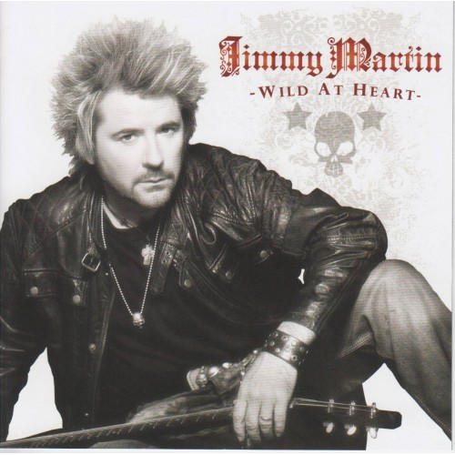 Wild At Heart - Martin, Jimmy CD