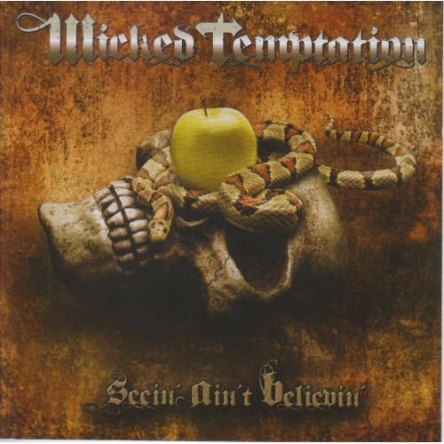 Seein' Ain't Believin' - Wicked Temptation CD