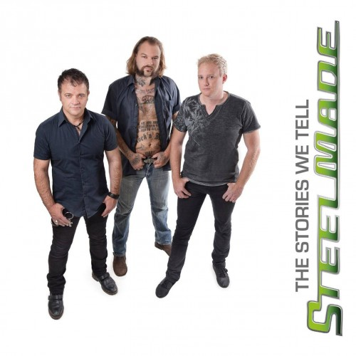 The Stories We Tell - Steelmade CD