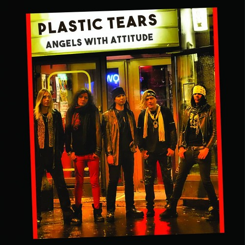 Angels With Attitude - Plastic Tears CD