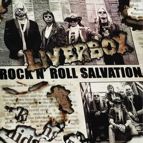 Rock N'Roll Salvation - Liverbox CD
