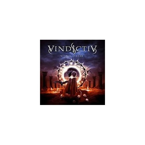 World Of Fear - Vindictiv CD