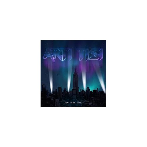 New York City - Arti Tisi CD