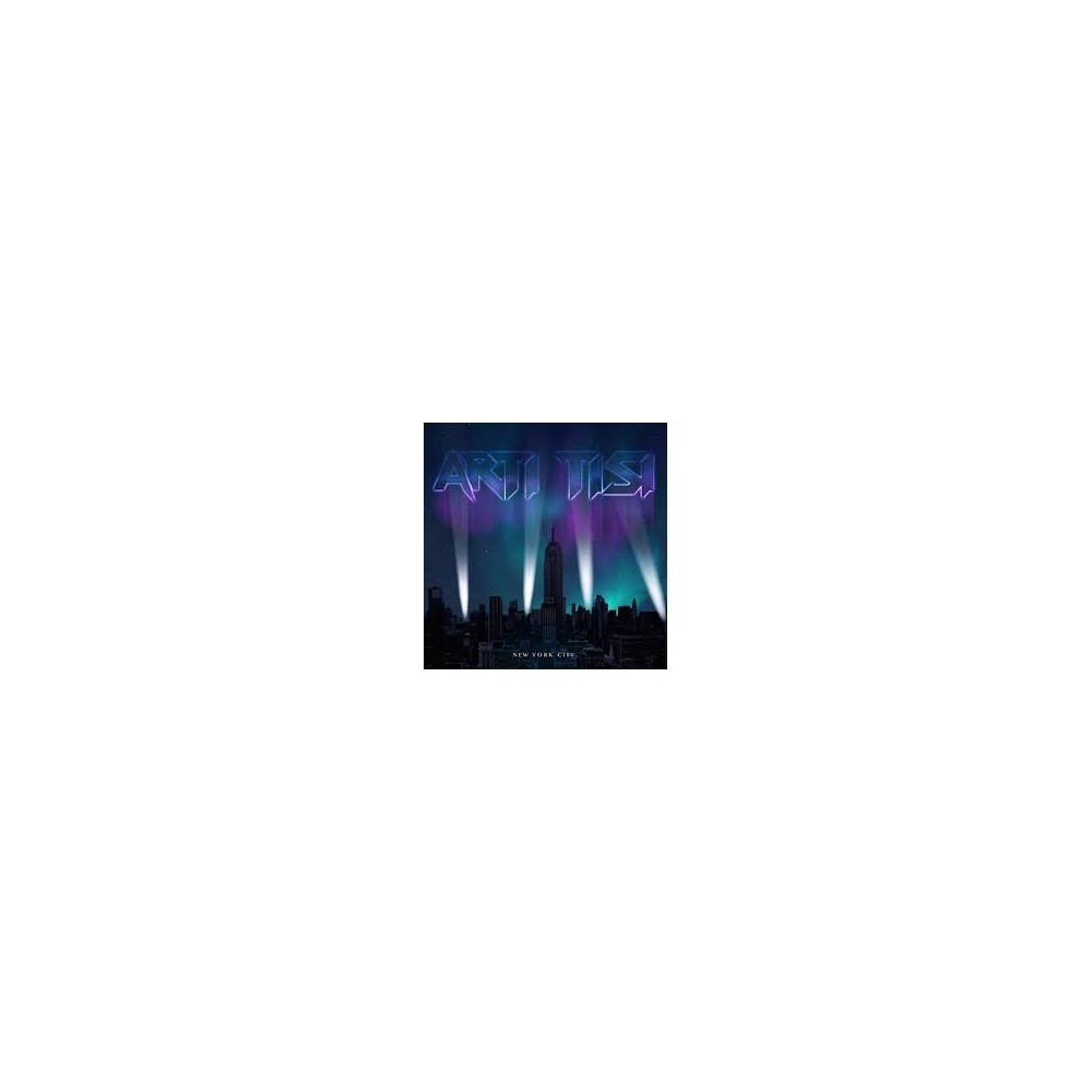 New York City - Arti Tisi CD