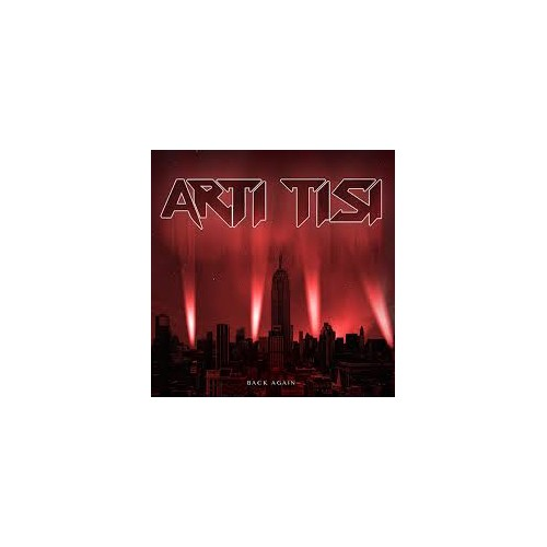 Back Again - Arti Tisi CD