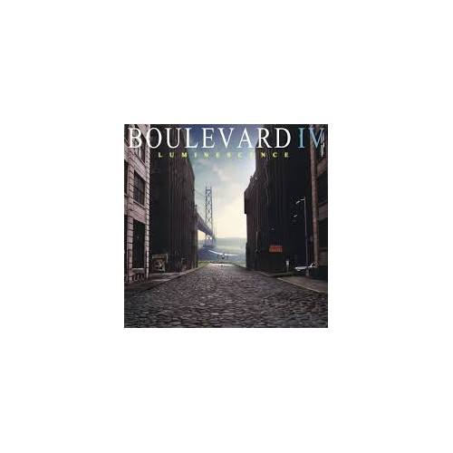 Luminescence - Boulevard CD