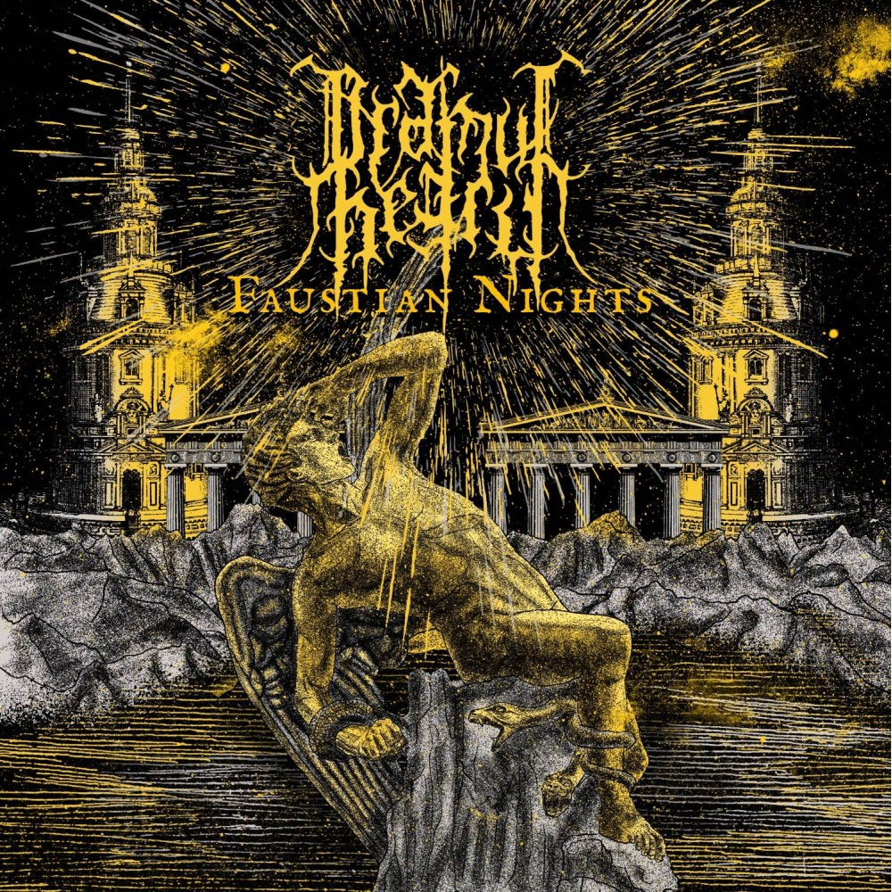 Faustian Nights - Ordinul Negru CD