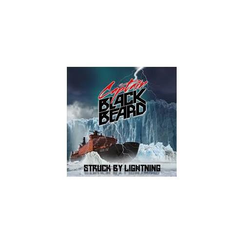 Struck By Lightning - Captain Black Beard CD